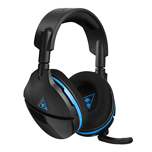 Turtle Beach Stealth 600 - Auriculares Gaming Inalámbricos - PS4 y PS5, Negro