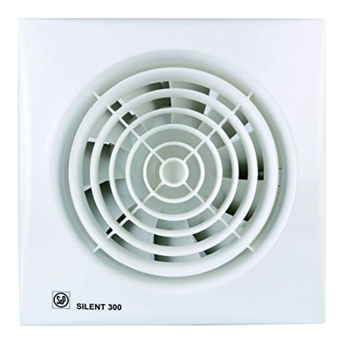 S & p silent-300 - Extractor bano silent-300crz 29w 1700rpm