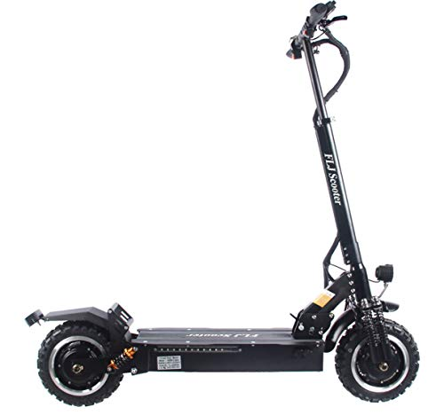 FLJ Scooter T113 Patinete Eléctrico 3200w dualmotor 60v 32ah