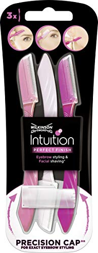WILKINSON sword Beauty perfilador de cejas 3 uds
