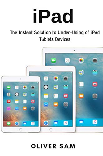 iPad: The Instant Solution to Under-Using of iPad Tablets Devices